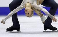 Die Oberstdorfer Savchenko und Massot holen EM-Silber
