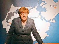 Merkel bezieht Stellung gegen Trumps Flüchtlingspolitik