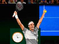 35 Jahre alter Roger Federer gewinnt Australian Open