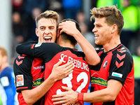 SC Freiburg besiegt die Hertha mit 2:1
