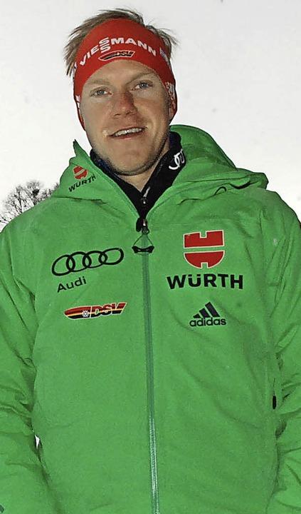 Das beste EM-Rennen gelang dem Hofsgrunder Roman Rees im Verfolger mit Rang 18.   | Foto: Jürgen Ruoff