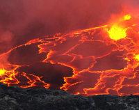 Vulkan über Stadt gefährdet zehntausende Bewohner