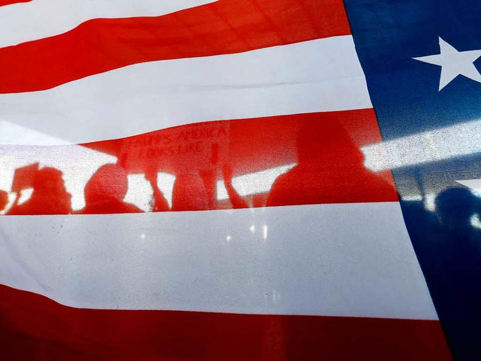 Chaos und Ärger: Wie geht es mit den USA weiter?  | Foto: dpa