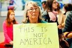 Fotos: Proteste gegen Trumps Einreiseverbot