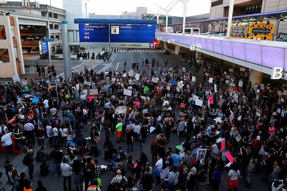 Los Angeles International Airport, Kalifornien (Foto: AFP)