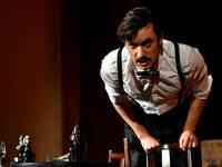 """Schall und Rauch spielt Hemingways Roman """"Fiesta"""""""