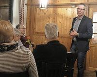 Michael Goby hofft auf eine hohe Wahlbeteiligung