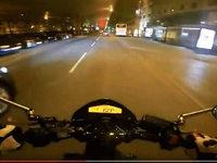 Motorradraser muss ins Gefängnis