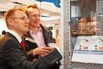Fotos: Technik zum Anfassen bei der Industriemesse I+E