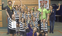 SVB-Mädchen als Sensationssieger