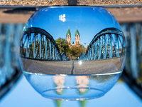 Fotos: Freiburg aus der Goldfisch-Perspektive