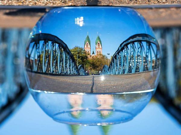 Freiburg als Ansichtssache