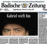 LESER FRAGEN – DIE BZ ANTWORTET: Wo bleibt das Prinzip des guten Journalismus?
