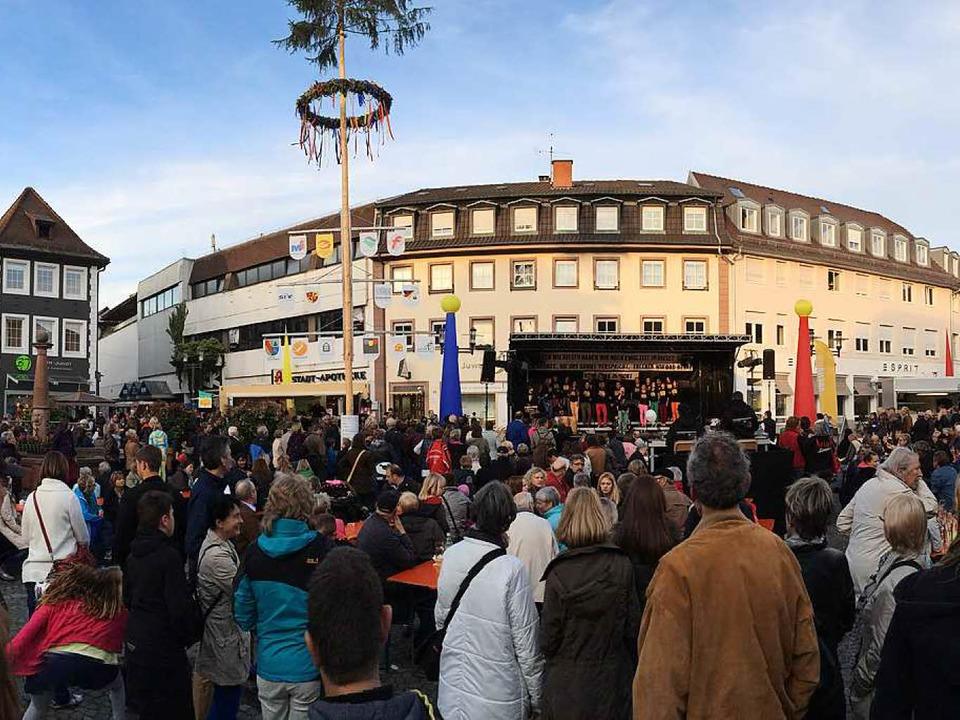 Wieviel Einwohner hat Emmendingen? Das Rathaus streitet um die offizielle Zahl.  | Foto: Patrik Müller