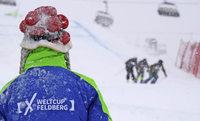 Skicross-Weltcup mit ein bisschen zu viel Wintermärchen