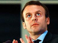 Macron rechnet sich Chancen fürs Präsidentenamt aus