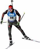 Doll will sich bei der Biathlon-Weltmeisterschaft aufs Schießen konzentrieren