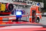 Fotos: Brand in Bad Krozingen – Wohnung zerstört