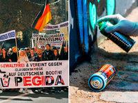 Pegida will in Basel nicht demonstrieren, sondern malen