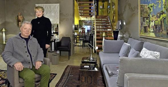 einrichtungshaus metzelt in der konviktstrasse schlie t freiburg badische zeitung. Black Bedroom Furniture Sets. Home Design Ideas