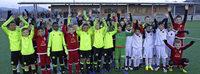 Juniorenfußballer namhafter Klubs zu Gast im Grütt