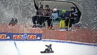 Snowboard-Cross-Weltcup am Feldberg