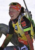 Laura Dahlmeier holt WM-Silber in Hochfilzen
