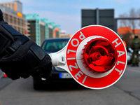 Routinekontrolle gegen Einbrecher: Polizei hält Autos am Ortseingang an