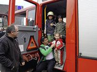 Bei der Feuerwehr zu Hause