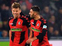 Der SC Freiburg schlägt den 1. FC Köln daheim mit 2:1