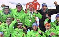Biathlet Benedikt Doll aus Breitnau wird Weltmeister