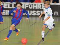 Fotos: Jugendfußball in Weil mit Dortmund und Chelsea