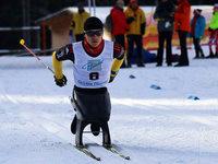 Handicap-Sportler aus Gundelfingen siegt im Biathlon
