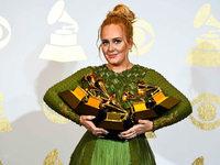 Britische Popdiva Adele räumt fünf Grammys ab