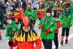 Fotos: Kinderfasnetsumzug zum Jubiläum der Narrenzunft Kollnau