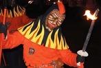 Fotos: Fackelumzug, Feuerteufelsage und Zunftmeisterempfang in Kollnau
