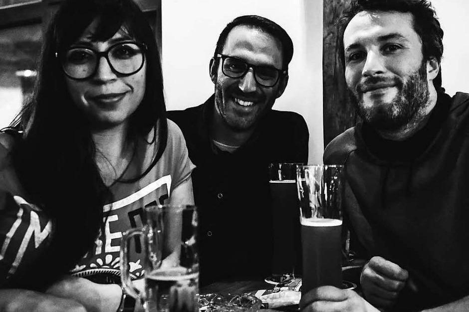 """Der Samstagabend in der """"BAR"""". (Foto: Felix Brauner)"""