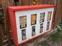 Lohnt sich das Geschäft mit Kaugummiautomaten noch?