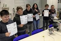 Erfolge bei Jugend forscht