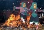 Fotos: Nachtumzug und Hexensprung in Birkendorf