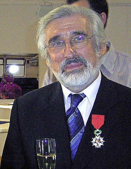 Ernst Schulin im Jahr 2006  | Foto: PRB