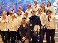 Lörracher Auftakt-Chor gastierte in der SAP-Arena