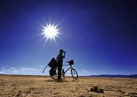 """Mundologia-Abenteuerreportage """"Bike-Solo Afrika"""" mit Hartmut Fiebig im Bürgerhaus am Seepark"""