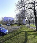 Auf dem Areal der Markuskirche soll ein Studierendenwohnheim entstehen
