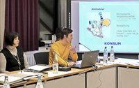 Jugendreferent Emanuel Klöckner stellte im Gemeinderat seine Arbeit vor