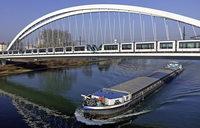 Brücken bestehen Belastungstests