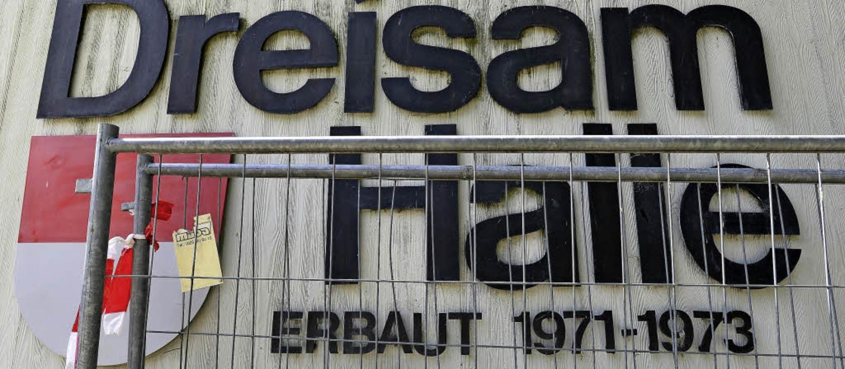 Die Dreisamhalle in Ebnet soll 2019/20 saniert werden.   | Foto: Ingo Schneider