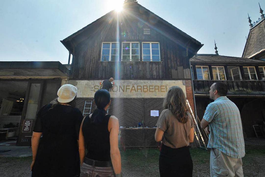 Die Freien Wähler sehen die Atelierhäu...glichen Standort für ein Museumsdepot.  | Foto: Barbara Ruda
