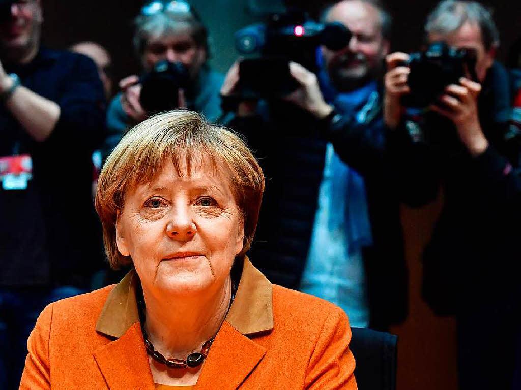 Rheinische Post: Opposition erwartet von Merkel