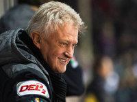 """EHC-Coach Leos Sulak: """"Noch lange nichts gewonnen"""""""